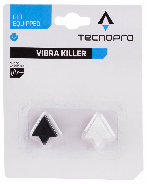 TecnoPro Vibra Killer Vibrationsdämpfer (Farbe: 900 schwarz/transparent)