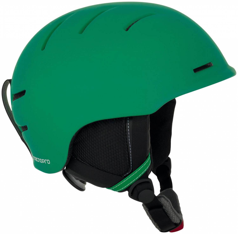 TecnoPro Cone S-211 Skihelm (Größe: 54-58 cm, 794 grün) - broschei