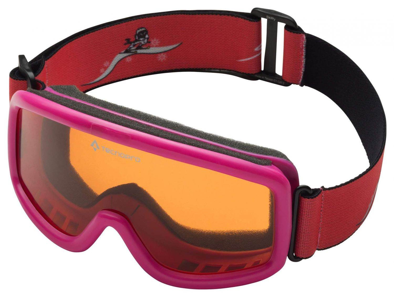 TecnoPro Mistral 2.0 Skitty Skibrille (Farbe: 410 pink)