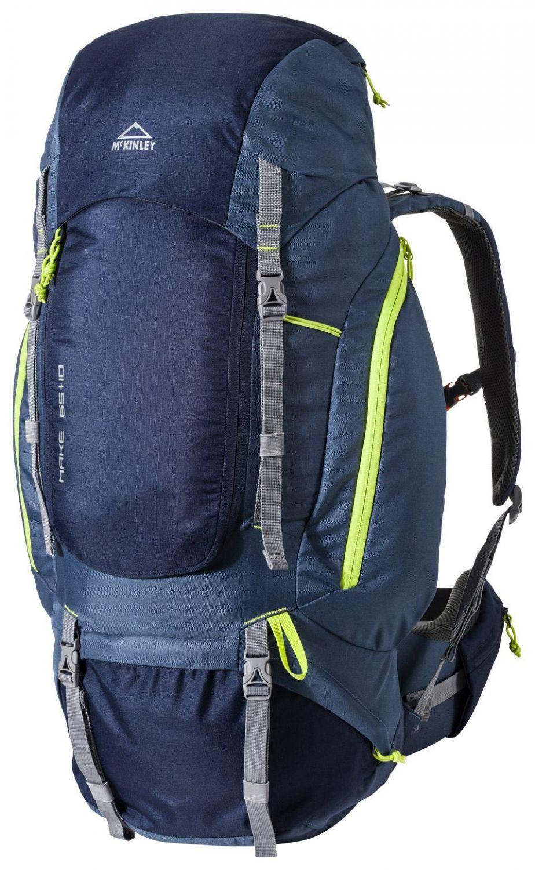 Schipkau Meuro Angebote McKinley Make 65+10 Trekkingrucksack (Farbe: 900 navy/blue/lime)