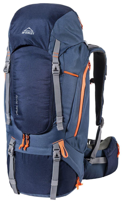 McKinley Make 50+10 Women Trekkingrucksack (Farbe: 900 navy/blue/orange) Sale Angebote Grunewald