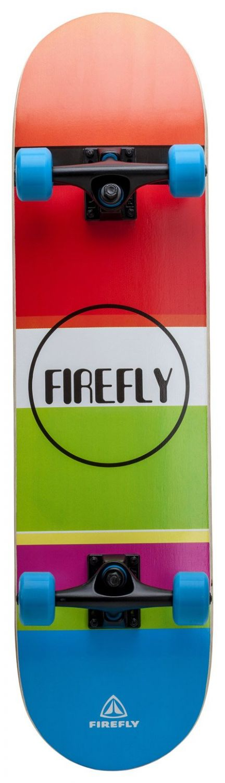 Firefly Skateboard 300 (Farbe: 901 lime/rot/blau) Sale Angebote Grunewald
