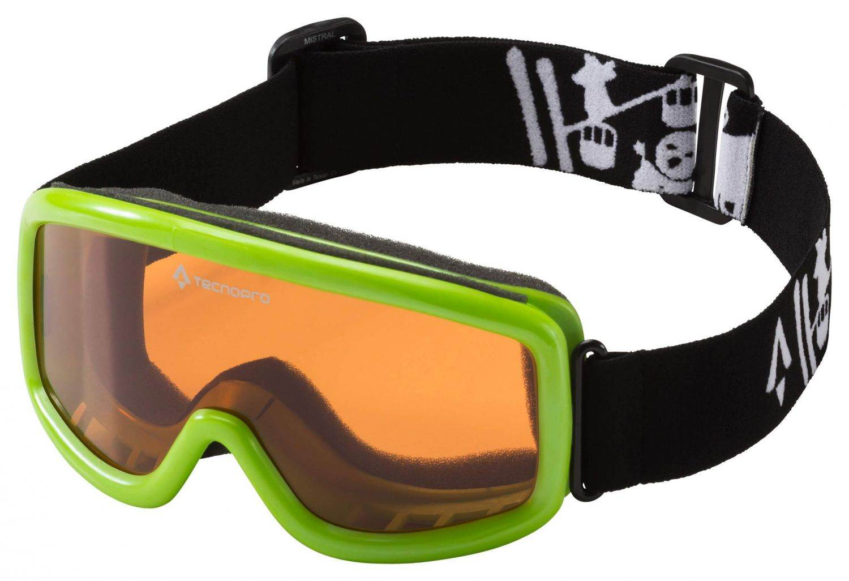 Guhrow Angebote TecnoPro Mistral 2.0 Skibrille (Farbe: 900 grün/schwarz)