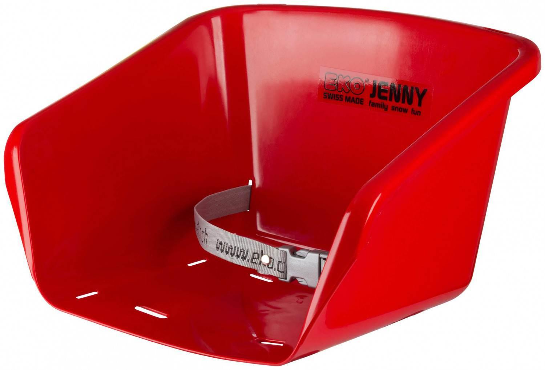 EKO Schlittensitz Jenny (Farbe 600 rot)