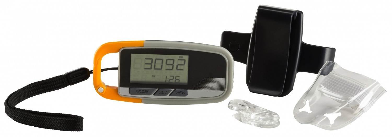 K&R Speedy Schrittzähler (Farbe: 900 weiß/gelb)