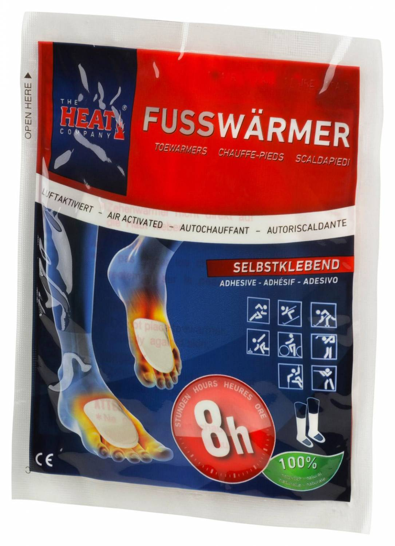The Heat Company Fußwämer 3er Pack (Farbe: 001 neutral) jetztbilligerkaufen