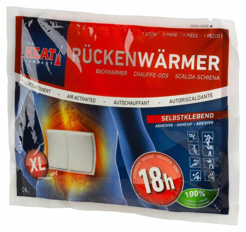 The Heat Company Rückenwärmer (Größe: 001 neutral) - broschei