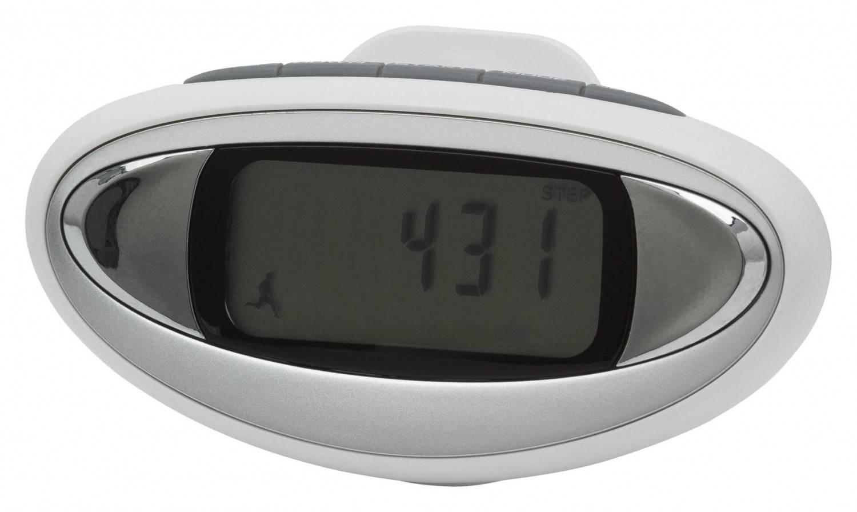 K&R Body-Escort Schrittzähler (Farbe: 01 weiß)