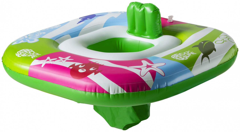 Beco Sealife Babysitz Schwimmhilfe (Farbe: multicolor) - broschei