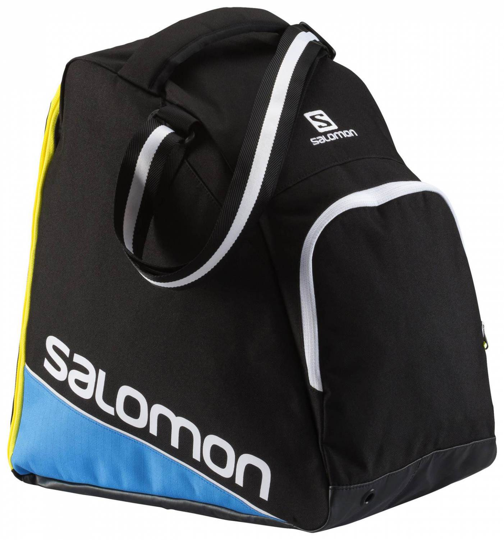 Neiße-Malxetal Angebote Salomon Extend Gear Bag Skistiefeltasche (Farbe: black/processo blue/white)