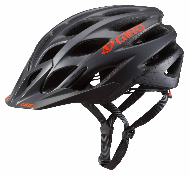 Giro Phaze Fahrradhelm (Größe: 59-63 cm, 019 matte titanium/flame) Sale Angebote