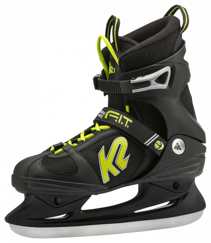 K2 F.I.T. Speed Ice Schlittschuh (Größe: US 13.0 = 48.0, 1 design)