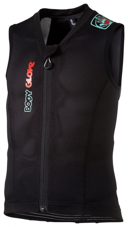 Body Glove Lite Pro Vest Kids Rückenprotektor (Größe: 116, 001 black/red/blue) Sale Angebote Haidemühl