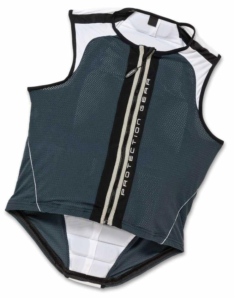 Alpina Protector Jacket Soft (Größe: M = Körpergröße ca. 173-178 cm, 28 anthrazit)