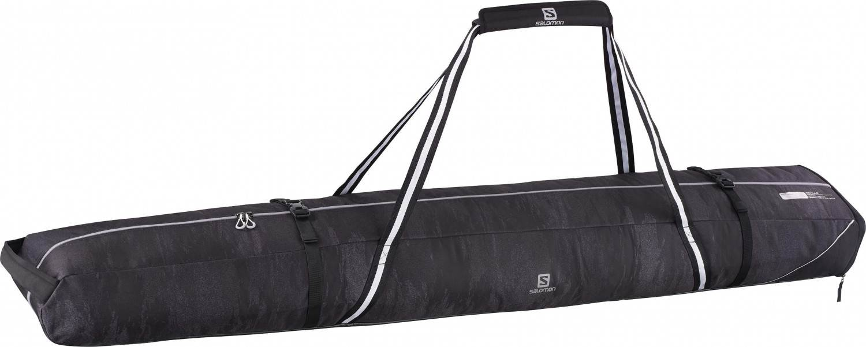 Salomon Extend Skisack 2 Paar 175+20 (Farbe: black/clifford) Sale Angebote Haasow