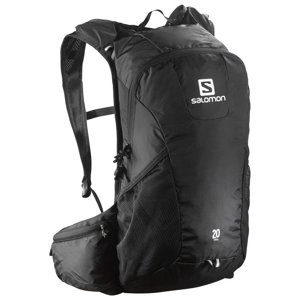 Salomon Trail 20 Wanderrucksack (Farbe: black) Preisvergleich