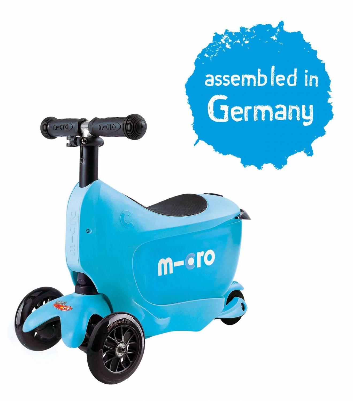 Micro Mini2go sporty Kinderkickboard (Farbe blau)