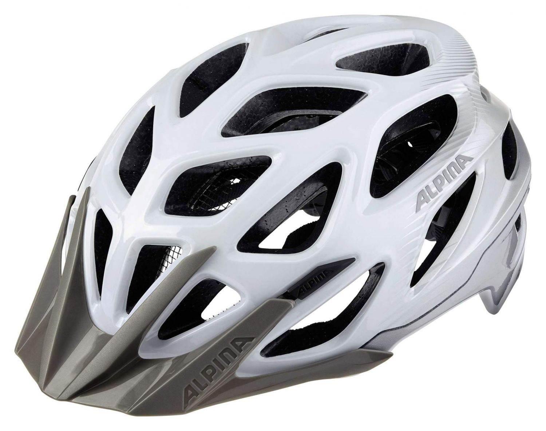 Felixsee Angebote Alpina Mythos 3.0 Fahrradhelm (Größe: 57-62 cm, 10 white/silver)