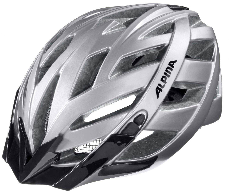 Ortrand Angebote Alpina Fahrradhelm Panoma Classic (Größe: 52-57 cm, 20 silver)