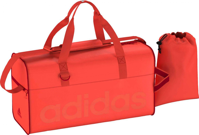 31e627d0db9c1 Image of adidas Linear Performance Teambag Sporttasche ( solar red semi solar  red scarlet