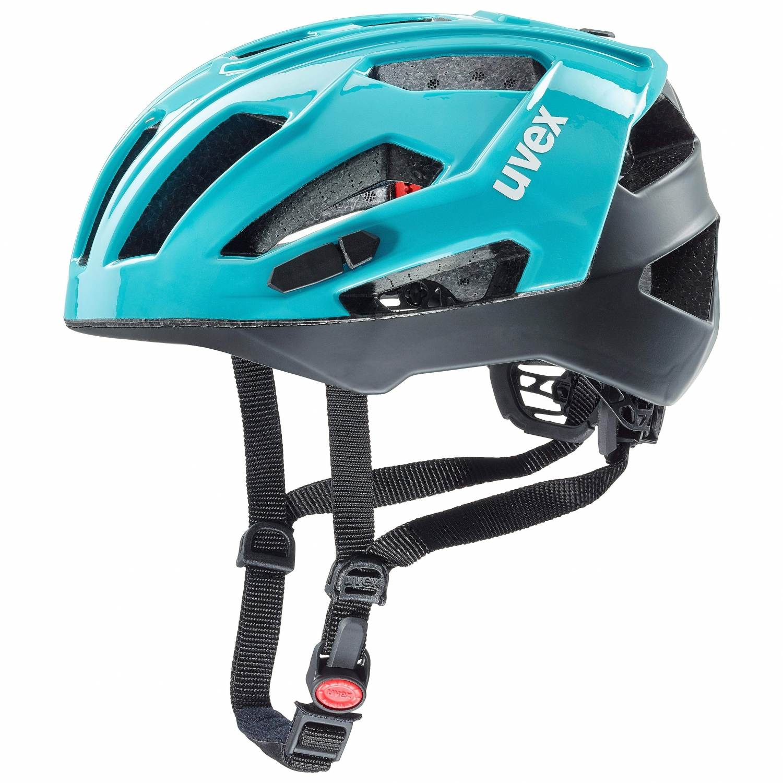 uvex-quatro-xc-race-fahrradhelm-gr-ouml-szlig-e-52-57-cm-06-blue-black-, 89.90 EUR @ sportolino-de