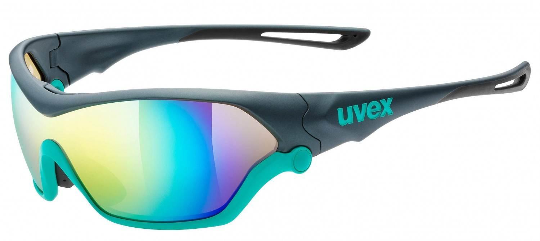 uvex-sportstyle-705-sportbrille-farbe-5716-grey-mat-turquoise-mirror-green-litemirror-orange-clea