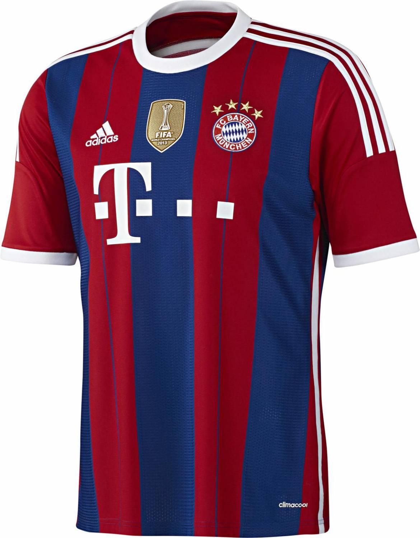 adidas FC Bayern München Replica Spieler-Heimtr...