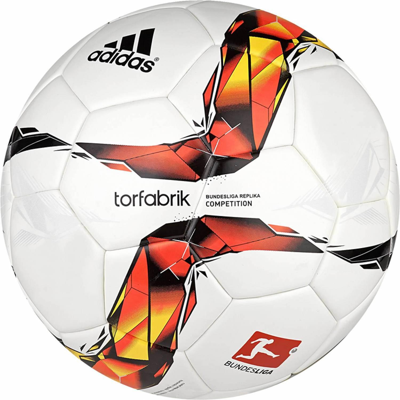 ADIDAS TORFABRIK 350g KINDER JUGEND BUNDESLIGA MATCHBALL FUSSBALL BALL S90209 Fußball