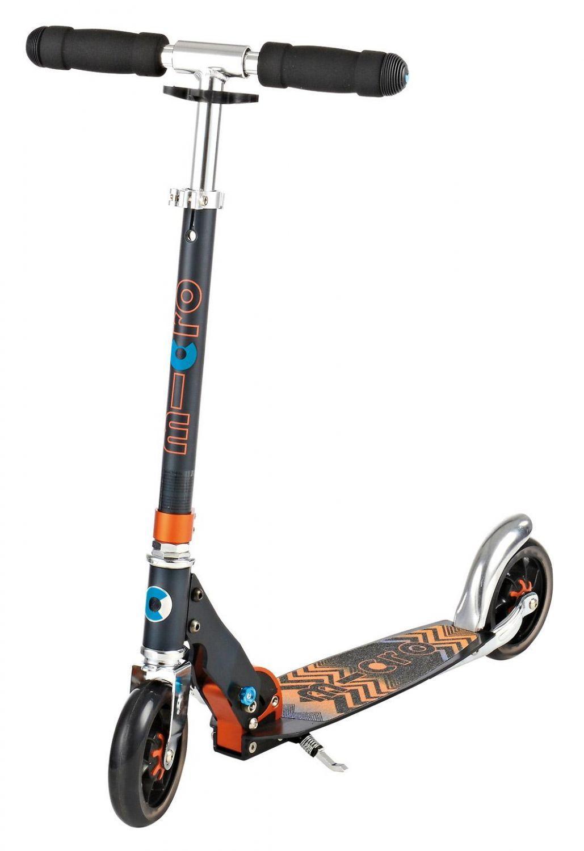 micro-scooter-speed-tattoo-design-farbe-schwarz-orange-