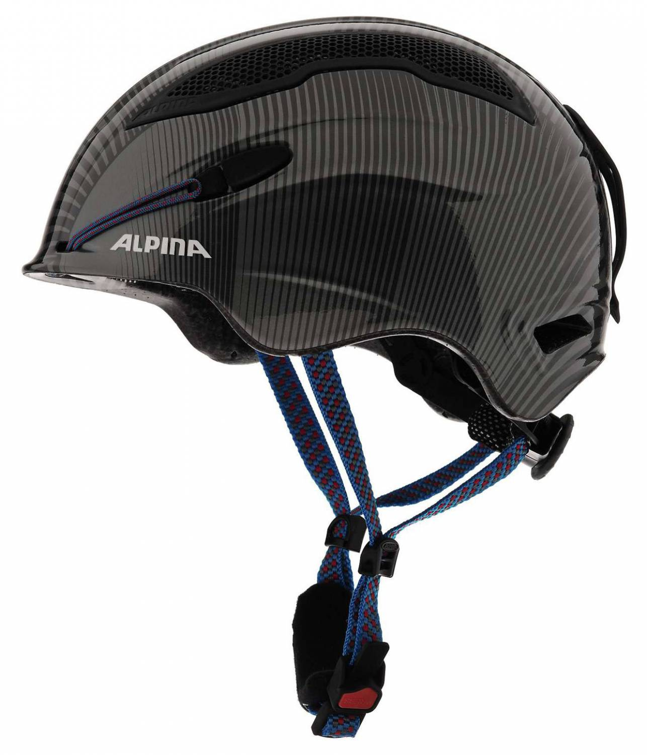 Alpina Snow Tour Ski helmet black grey