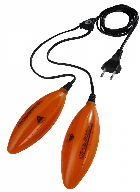 Alpenheat Circulation UV 230 V Schuhtrockner (Farbe: 00 orange, Modell 230V) jetztbilligerkaufen