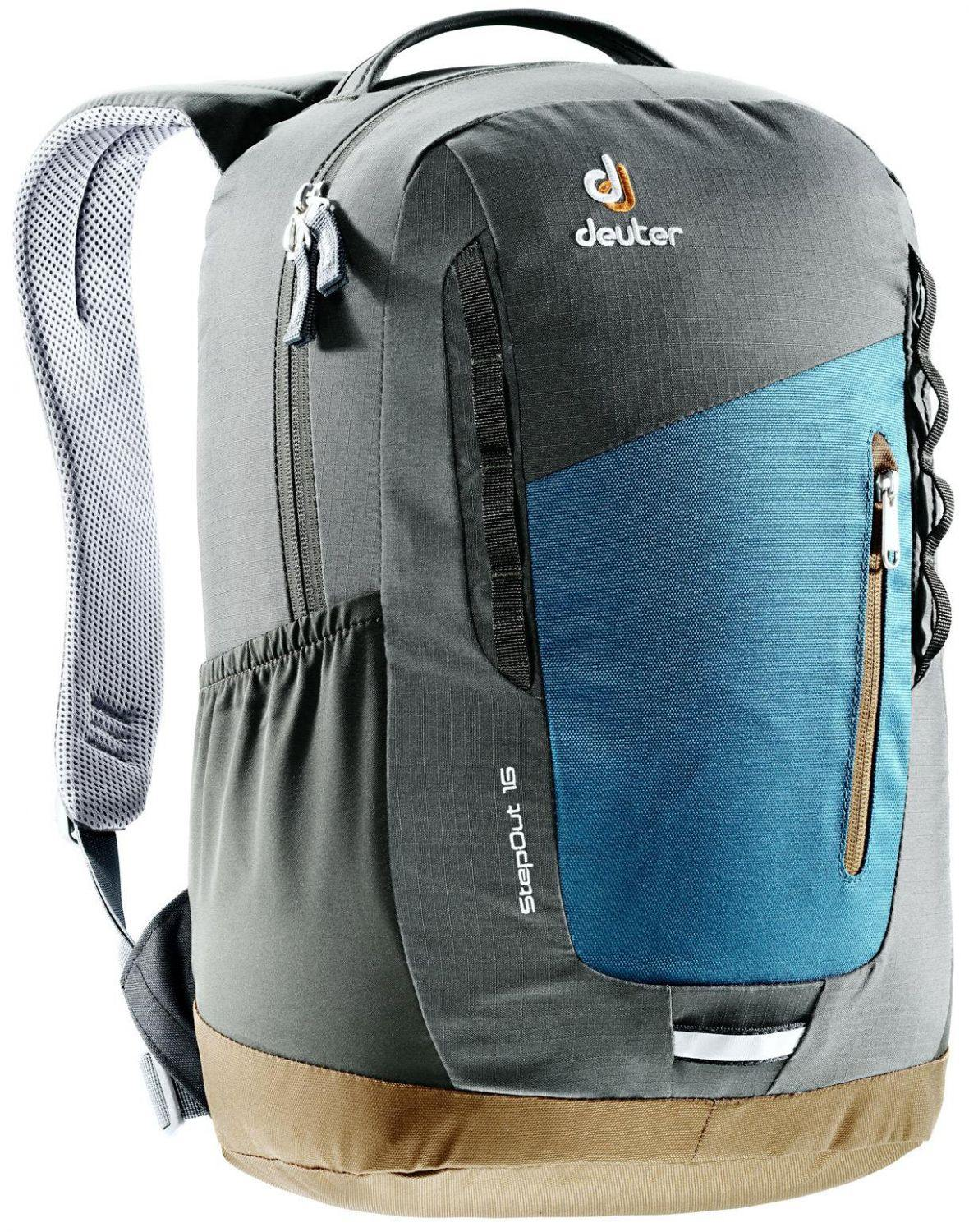 Deuter StepOut 16 Multifunktionsrucksack (Farbe: 3621 arctic/coffee)