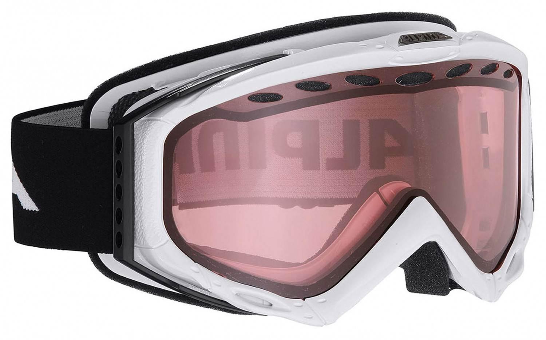 alpina turbo skibrille farbe 017 white scheibe quattroflex preise vergleichen sport. Black Bedroom Furniture Sets. Home Design Ideas