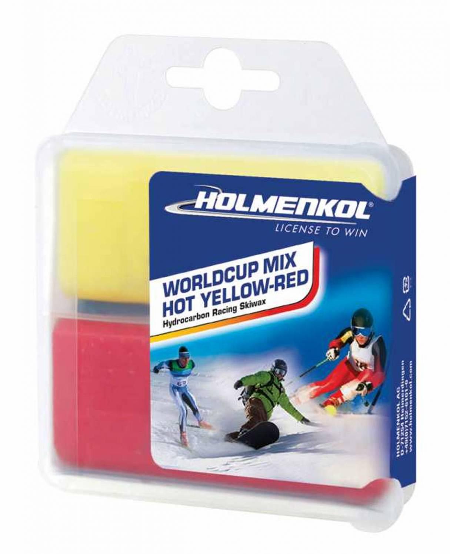 Holmenkol Heisswachs Worldcupmix (Farbe: neutral)