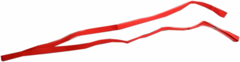 Sirch Ziehgurt für Rodel (Farbe 000 rot)