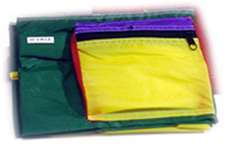 Sirch Lehnentasche für Schlittenlehne (Farbe Bunt)