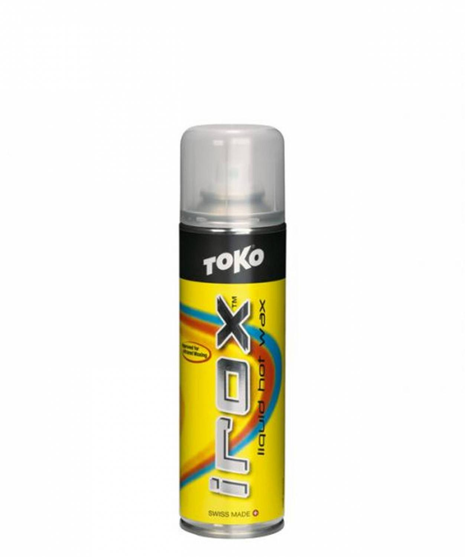 TOKO Heisswachs Irox 250 ml (Farbe: 001 neutral)