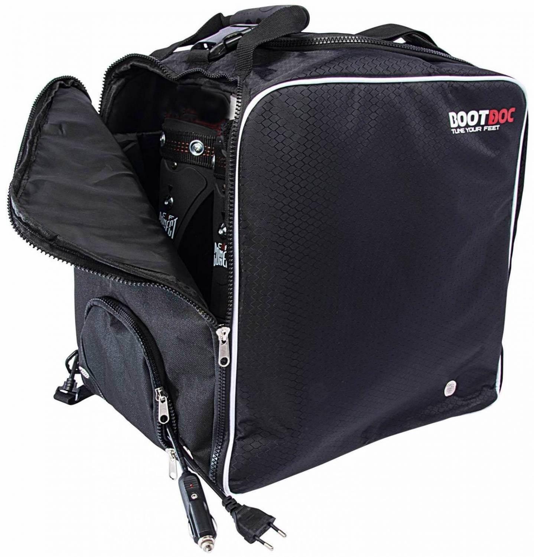BootDoc Heated Ski Boot Bag beheizbare Tasche (Farbe: schwarz) - broschei