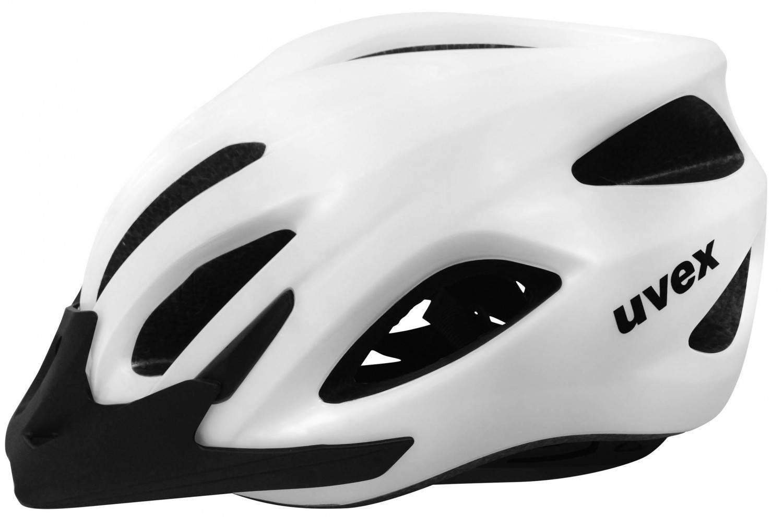 uvex Viva II Fahrradhelm (Größe: 56-62 cm, 03 white mat) Preisvergleich