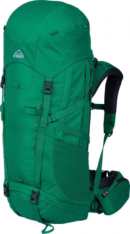 McKinley Yukon 45+10 Trekkingrucksack (Farbe: 743 grün) Sale Angebote