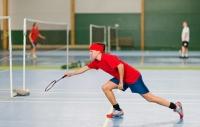 Badminton ist kein Federball