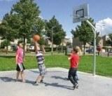 Basketballanlagen - dauerhaft Körbe werfen