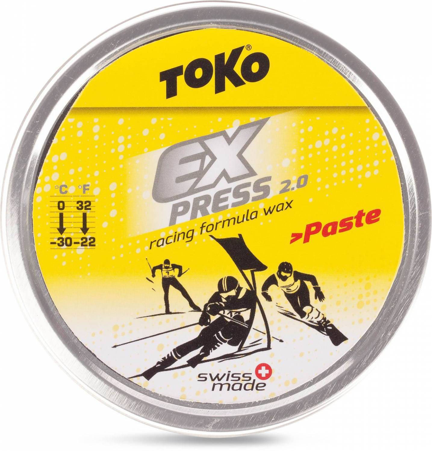 TOKO Express Racing Paste Wachs (Farbe: neutral...