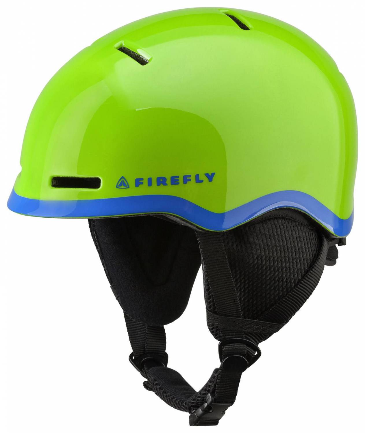 Firefly Rocket Junior YJ 52 Kinderskihelm (Größe 48 52 cm, 908 green blue)