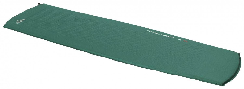 McKinley Thermomatte Trail M25 selbstaufblasend (Farbe: 900 dunkelgrün/anthrazit)