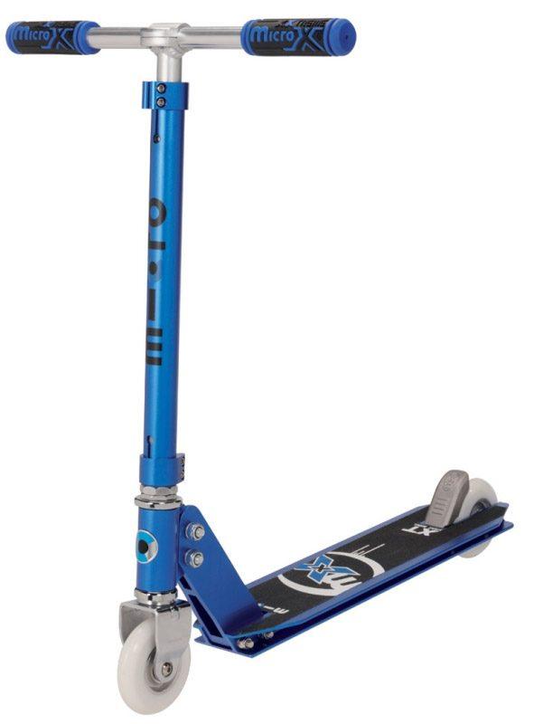 Micro Profi Stunt-Scooter MX Park (Farbe: 001 tiefblau)