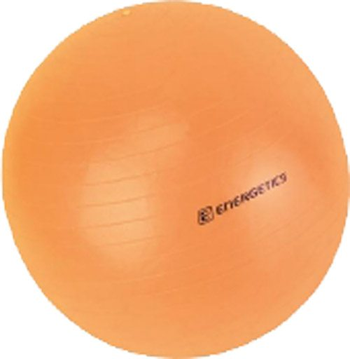 Energetics Physioball mit Pumpe (Größe: Ø 85 cm, 219 orange) Preisvergleich