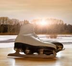 Eislaufvergnügen für Damen