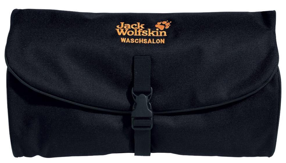 Jack Wolfskin Kulturbeutel (Farbe: 600 black)