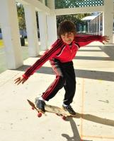 Skateboard fahren ist ein Lebensgefühl